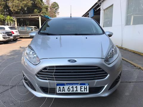 Ford Fiesta Kinetic Sedan SE Plus Aut usado (2016) color Gris Claro precio $1.000.000