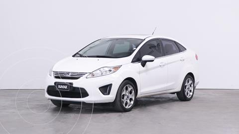 Ford Fiesta Kinetic Sedan Trend Plus usado (2012) color Blanco Oxford precio $1.070.000