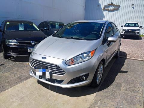 Ford Fiesta Kinetic Sedan SE Plus  usado (2017) color Plata Estelar financiado en cuotas(anticipo $669.900)