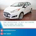 Foto venta Auto usado Ford Fiesta Kinetic Sedan SE Plus  (2014) color Blanco precio $440.000