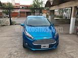 Foto venta Auto usado Ford Fiesta Kinetic Sedan SE Plus  (2014) color Azul Celeste precio $385.000