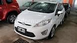 Foto venta Auto usado Ford Fiesta Kinetic Sedan Titanium Aut (2012) color Blanco precio $289.000