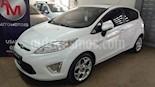 Foto venta Auto usado Ford Fiesta Kinetic Sedan Titanium Aut (2013) color Blanco precio $315.000