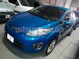 Foto venta Auto usado Ford Fiesta Kinetic Sedan Titanium Aut (2013) color Azul Celeste precio $212.000