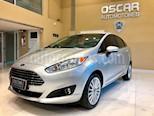 Foto venta Auto usado Ford Fiesta Kinetic Sedan Titanium (2016) color Plata Estelar precio $499.000