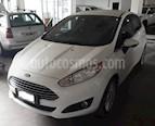 Foto venta Auto usado Ford Fiesta Kinetic Sedan Titanium (2015) color Blanco precio $450.000