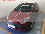 Foto venta Auto usado Ford Fiesta Kinetic Sedan Titanium (2017) color Rojo Sport precio $661.250