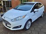 Foto venta Auto usado Ford Fiesta Kinetic - (2014) color Blanco precio $490.000