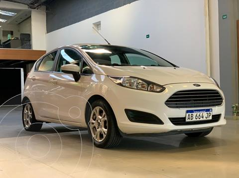 Ford Fiesta Kinetic S Plus usado (2017) color Blanco Oxford precio $1.190.000