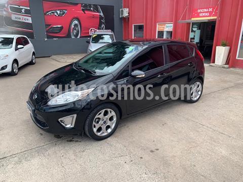 Ford Fiesta Kinetic Titanium usado (2013) color Negro precio $850.000