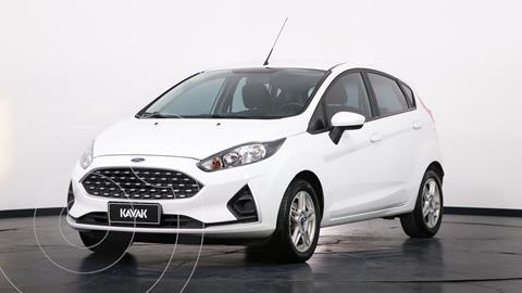 Ford Fiesta Kinetic S Plus usado (2018) color Blanco Oxford precio $1.630.000