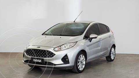 Ford Fiesta Kinetic SE Plus usado (2019) color Gris Plata  precio $1.750.000