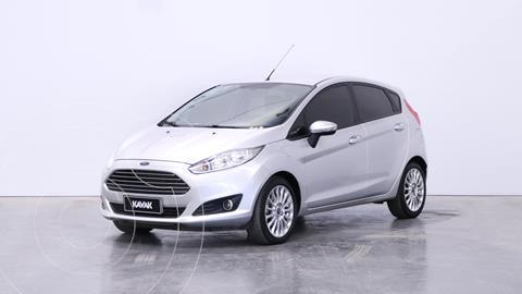 Ford Fiesta Kinetic SE  usado (2016) color Plata Estelar precio $1.500.000