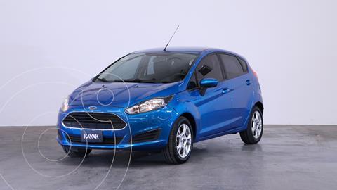 Ford Fiesta Kinetic S Plus usado (2014) color Azul Mediterraneo precio $1.340.000