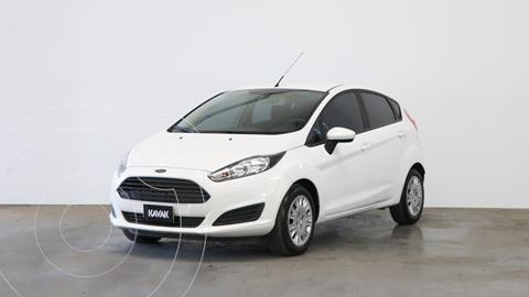 Ford Fiesta Kinetic S usado (2016) color Blanco Oxford precio $1.250.000