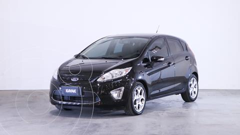 Ford Fiesta Kinetic Titanium usado (2013) color Negro Perla precio $1.160.000