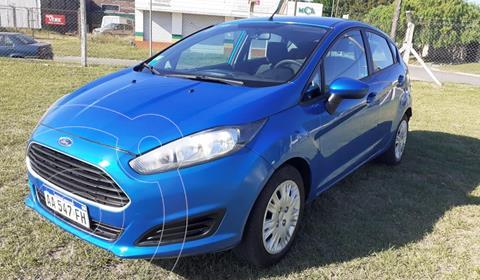 Ford Fiesta Kinetic S usado (2016) color Azul precio $1.300.000