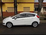 Ford Fiesta Kinetic SE  usado (2015) color Blanco Oxford precio $750.000