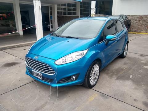 foto Ford Fiesta Kinetic SE  usado (2015) color Azul precio $1.090.000