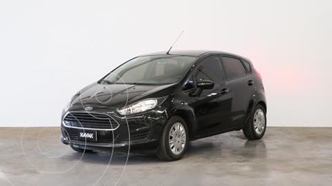 Ford Fiesta Kinetic S usado (2015) color Negro Perla precio $1.390.000
