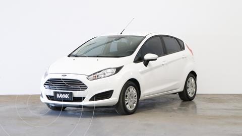 Ford Fiesta Kinetic S usado (2017) color Blanco Oxford precio $1.320.000