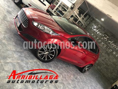 Ford Fiesta Kinetic S usado (2016) color Rojo Rubi precio $1.100.000