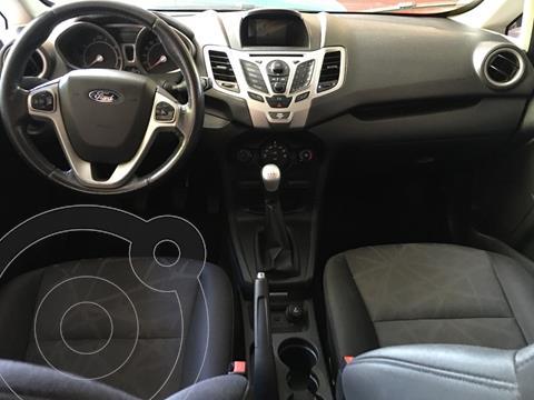 Ford Fiesta Kinetic Titanium usado (2013) color Blanco precio $1.200.000