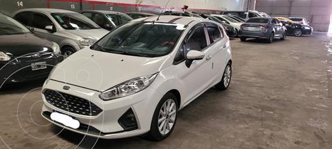 Ford Fiesta Kinetic SE usado (2018) color Blanco precio $1.620.000