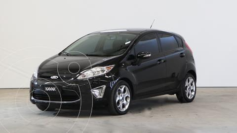 Ford Fiesta Kinetic Titanium usado (2013) color Negro Perla precio $1.100.000