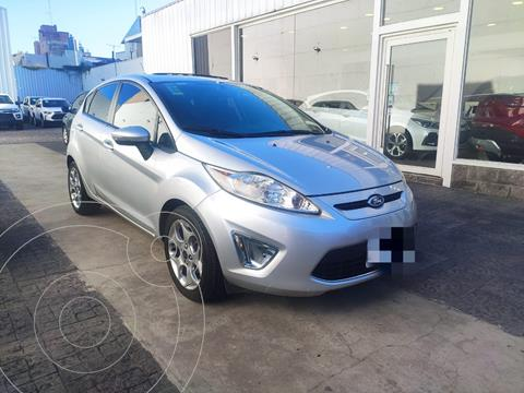 Ford Fiesta Kinetic SE Plus usado (2013) color Plata Estelar financiado en cuotas(anticipo $569.900)