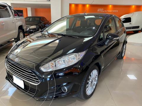 Ford Fiesta Kinetic SE  usado (2014) color Negro precio $1.150.000
