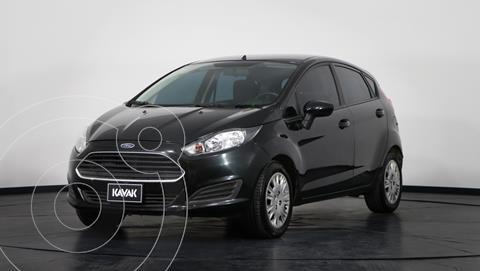 Ford Fiesta Kinetic S usado (2015) color Negro Perla precio $1.380.000