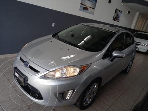 Ford Fiesta Kinetic Titanium usado (2011) color Plata financiado en cuotas(anticipo $654.000 cuotas desde $23.198)