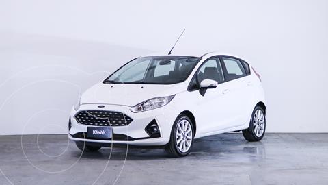 Ford Fiesta Kinetic SE usado (2018) color Blanco Oxford precio $1.640.000