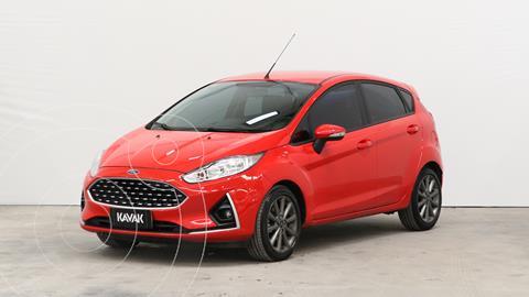 Ford Fiesta Kinetic SE usado (2018) color Rojo Sport precio $1.650.000