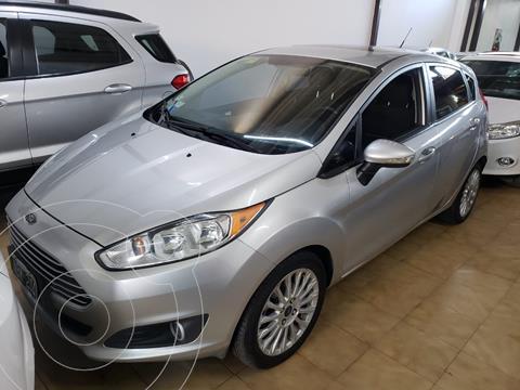 Ford Fiesta Kinetic SE  usado (2013) color Gris precio $950.000