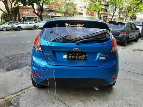 Ford Fiesta Kinetic 5P 1.6 S MT (120cv) usado (2014) color Azul precio $1.319.900