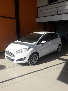 Ford Fiesta Kinetic S usado (2015) color Blanco precio $1.150.000