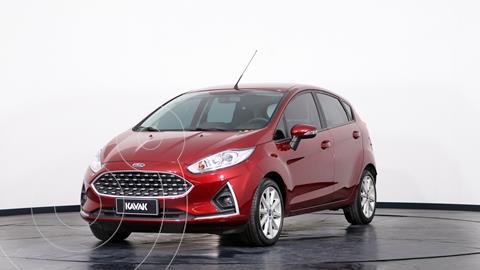 Ford Fiesta Kinetic SE Plus usado (2018) color Rojo Rubi precio $1.690.000