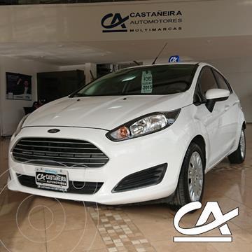 Ford Fiesta Kinetic S usado (2015) color Blanco precio $1.146.000