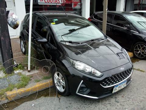 Ford Fiesta Kinetic SE Plus usado (2018) color Negro precio $1.169.000