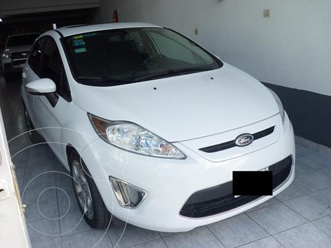 Ford Fiesta Kinetic Titanium 1.6l Nafta 5p usado (2013) color Blanco precio $1.149.900