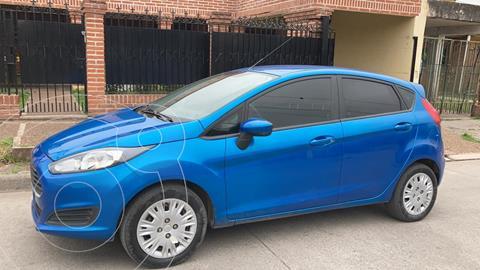 Ford Fiesta Kinetic SE  usado (2015) color Azul precio $1.200.000
