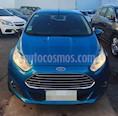 foto Ford Fiesta Kinetic SE  usado (2017) color Azul Mediterráneo precio $1.149.900