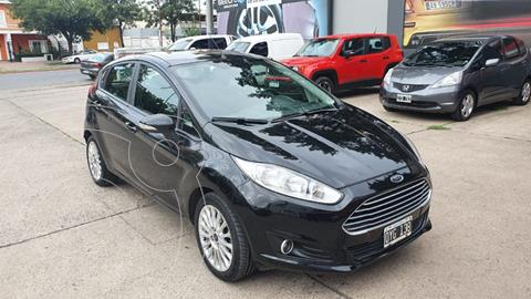 Ford Fiesta Kinetic SE  usado (2015) color Negro precio $1.130.000
