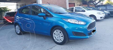Ford Fiesta Kinetic S usado (2016) color Azul Mediterraneo precio $1.080.000