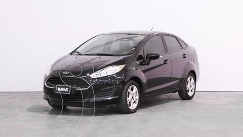 Ford Fiesta Kinetic S Plus usado (2015) color Negro Perla precio $1.170.000