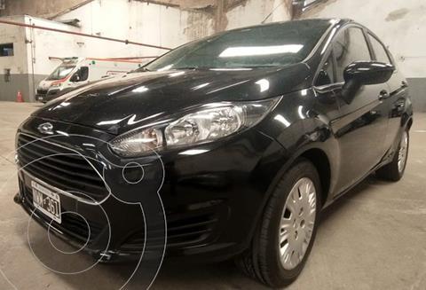 Ford Fiesta Kinetic S usado (2014) color Negro precio $1.230.000