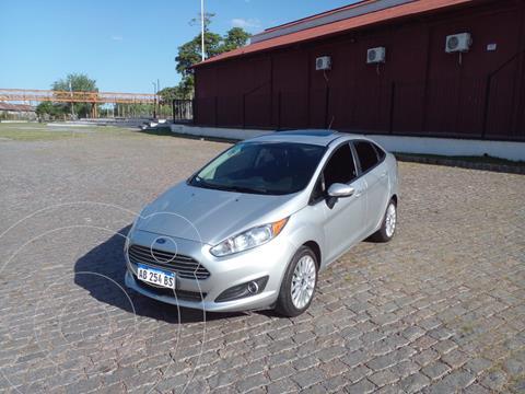 Ford Fiesta Kinetic SE Plus  usado (2017) color Gris precio $1.650.000