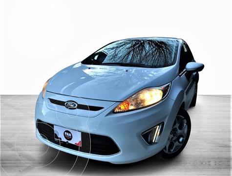 foto Ford Fiesta Kinetic 5P 1.6 Titanium MT (120cv) usado (2012) color Blanco precio $1.080.000